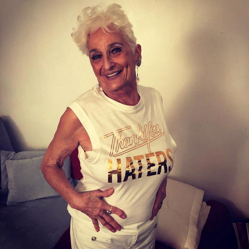 84-latka opowiedziała o schadzkach z młodszymi kochankami