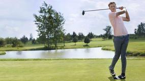 Najlepszy polski golfista w kampanii marki BYTOM