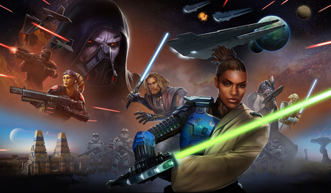 Star Wars: The Old Republic – Onslaught - premiera nowego dodatku do darmowego MMORPG