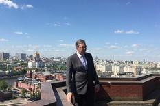 Aleksandar Vučić Rusija