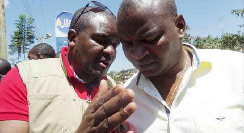 Former Sports CS Rashid Echesa sent to remand prison until Monday, to be released on bail