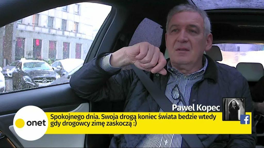 Onet Rano.: Waldemar Dąbrowski (30.11)