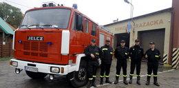 Strażacy z Helu alarmują: nasz wóz może nie wyjechać na ratunek!