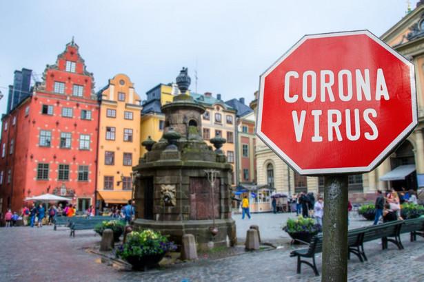 Koronawirus w Sztokholmie