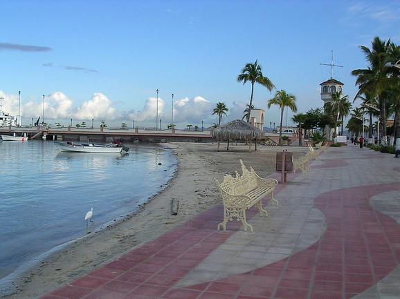 La Čina je bila strah i trepet u La Pazu