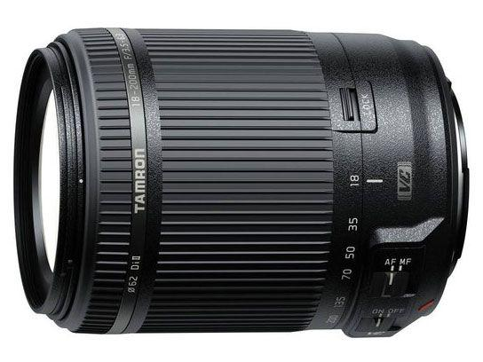 Tamron AF 18-200mm f/3.5-6.3 XR Di II Sony (Makro)