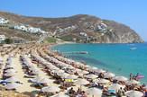 Elias plaža Mikonos