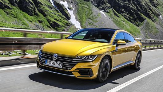 Volkswagen Arteon – Elegancka alternatywa | TEST