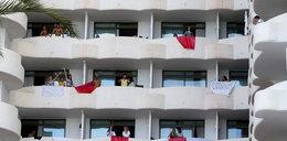 Armagedon w Hiszpanii. Setki uczniów utknęło w hotelu