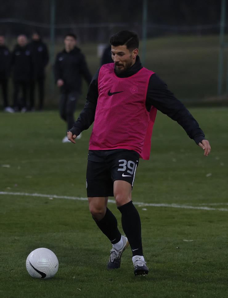 Miloš Jojić, FK Partizan