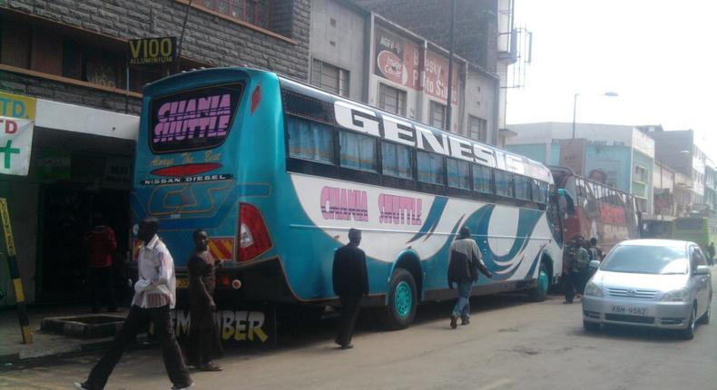 File image of a Chania Genesis bus