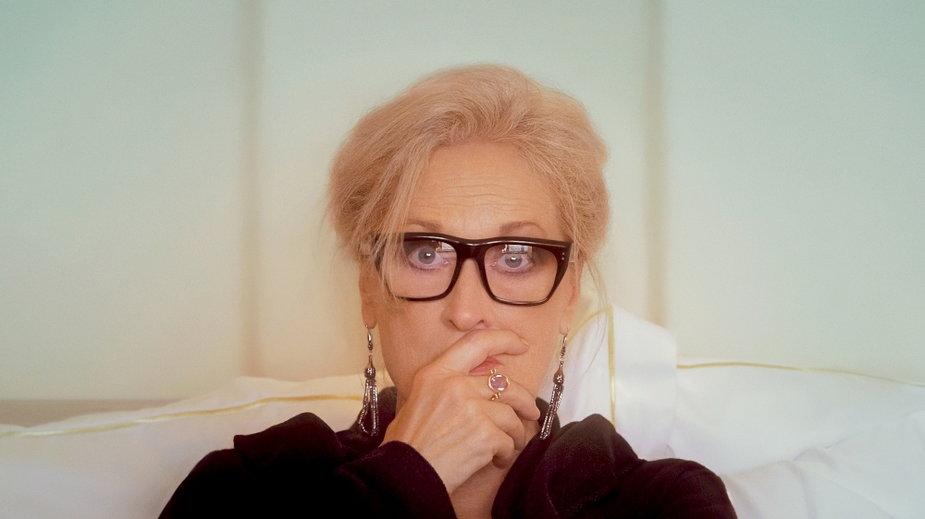 """""""Niech gadają"""": materiały promocyjne. Na zdjęciu - Meryl Streep"""