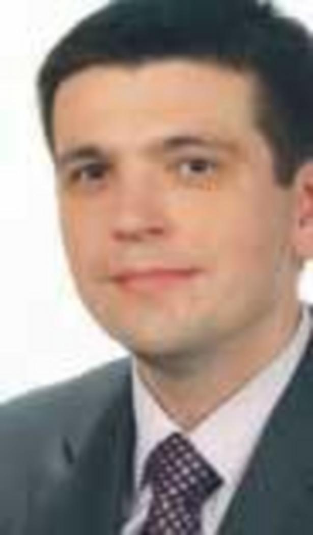 Łukasz Chojniak, doktorant na Wydziale Prawa i Administracji UW; aplikant adwokacki