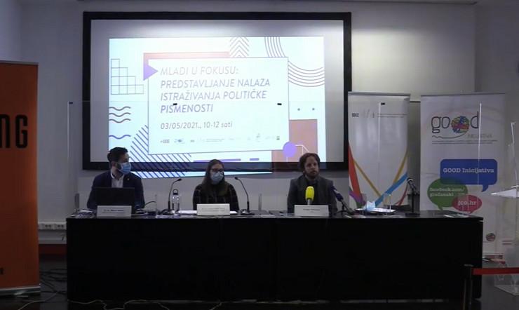 Istraživači prezentovali rezultate o stavovima maturanata u Hrvatskoj