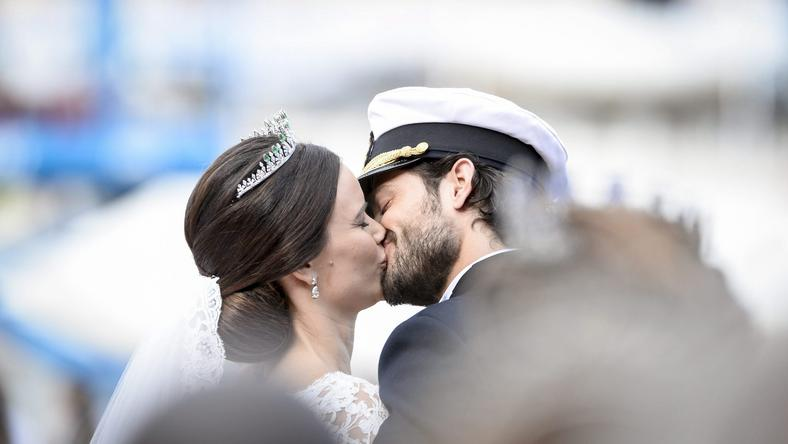 SWEDEN ROYALTY (Religious ceremony - Wedding of Prince Carl Philip of Sweden and Sofia Hellqvist)