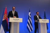 Kvadrilaterala Solun Aleksandar Vučić Aleksis Cipras Promo