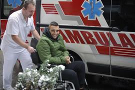 LEKARI ODLUČILI Evo gde Darko Lazić dočekuje Novu godinu (VIDEO)