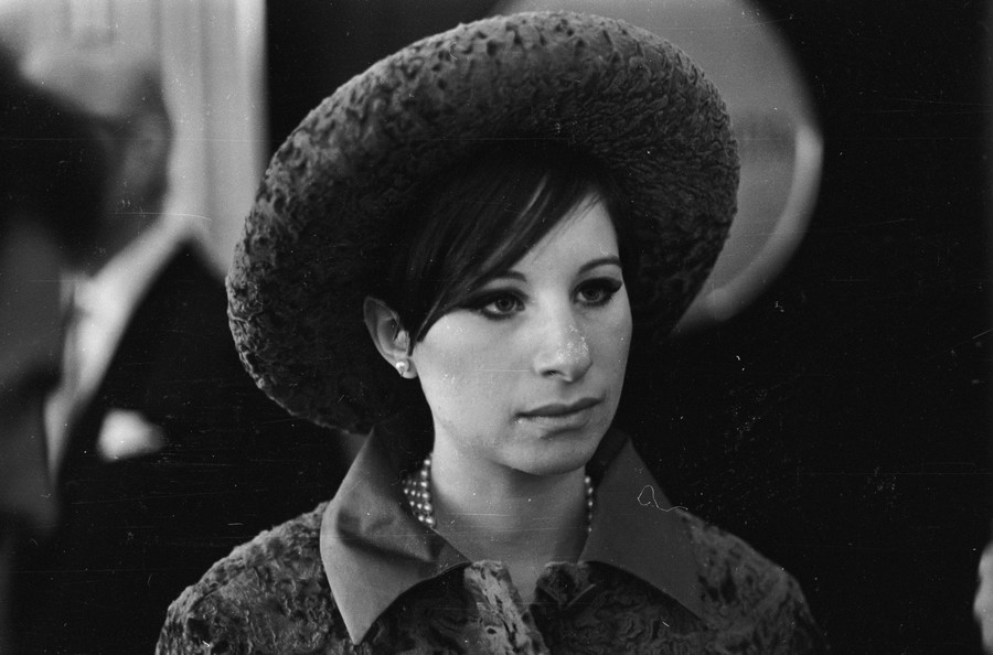 Barbra Streisand fot. Victor Blackman / Stringer/ GettyImages