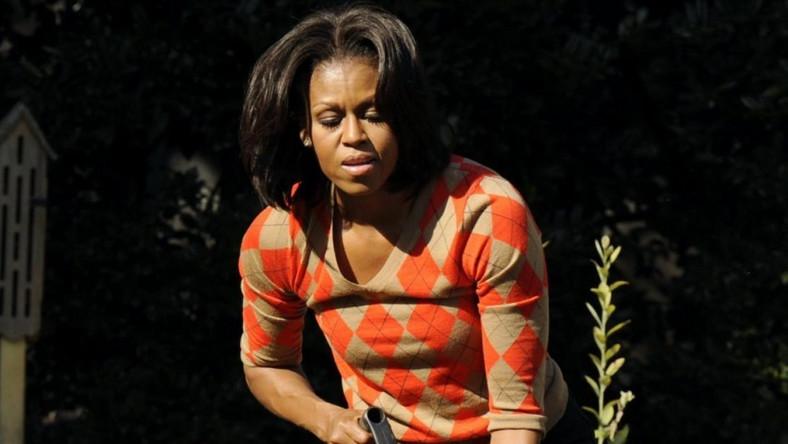 Pierwsza dama USA prowadzi zdrowy tryb życia