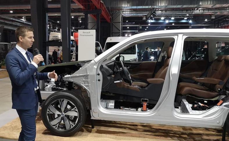 Paweł Latała z Subaru Import Polska prezentował nowego Forestera e-BOXER