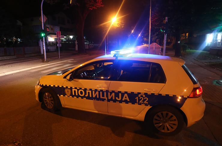 Policija uviđaj