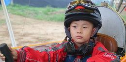 Najmłodszy pilot świata ma... 5 lat!