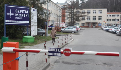 Zuchwała kradzież w szpitalu w Gdyni. Zniknął sprzęt za ponad 700 tys zł!