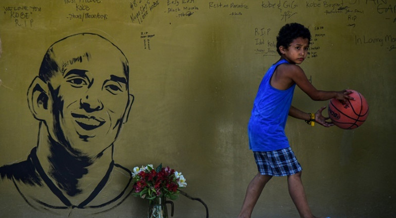 'House of Kobe': Basketball-mad Philippines mourns NBA legend