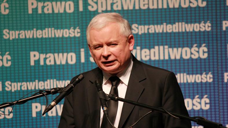 Kaczyński o PO: Powinni zaczekać parę pokoleń, by móc rządzić