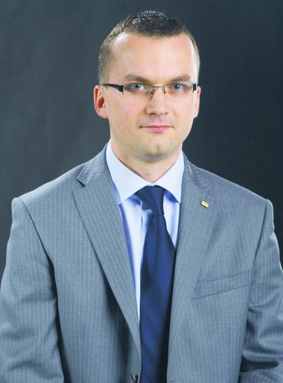 Przemysław Powierza, doradca podatkowy, partner w RSM KZWS Poland