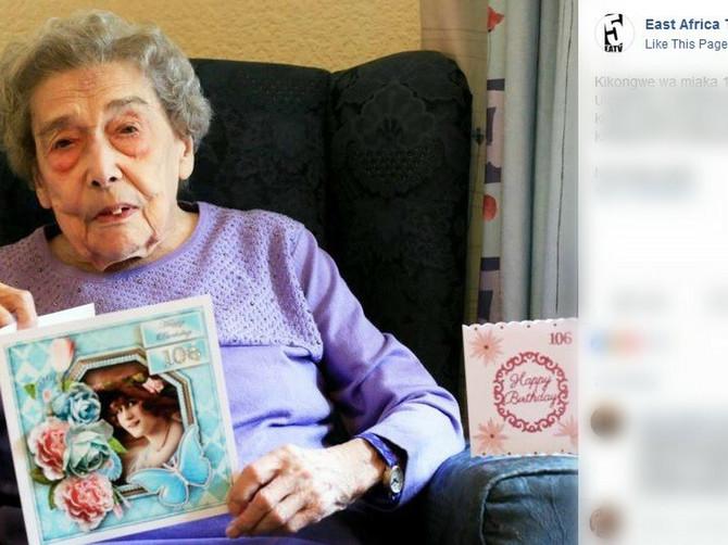 Napunila je 106 godina, a do 90. NIJE KROČILA u kafić: Tajna njene dugovečnosti je IZBEGAVANJE MUŠKARACA