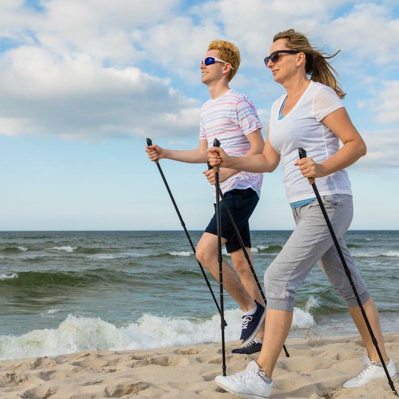 Nordic Walking Przygotowanie Sprzet Efekty Zdrowotne