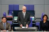 Norbert Lamert, predsedavajući Bundestaga