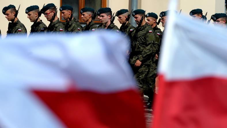 Nowa broń w większości ma trafić do żołnierzy Wojsk Obrony Terytorialnej