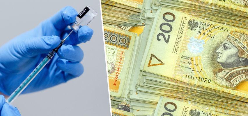 Milion złotych tylko dla osób w pełni zaszczepionych. Haczyk w loterii szczepionkowej