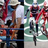 UŽASNE SCENE IZ TOKIJA Olimpijski šampion doživeo strahovit pad, pomoć mu dugo ukazivana, a onda je iznet na nosilima!  /VIDEO/