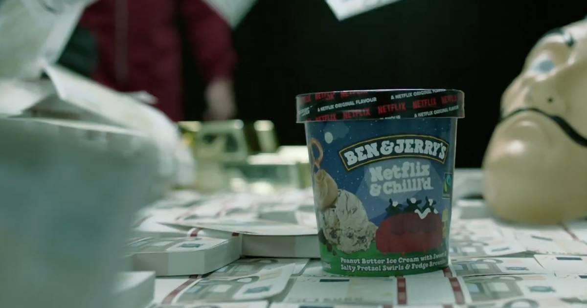 """So schmeckt die neue Ben & Jerry's-Sorte """"Netflix & Chill'd"""""""