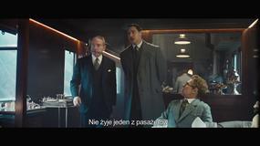 """""""Morderstwo w Orient Expressie"""": fragment 2."""