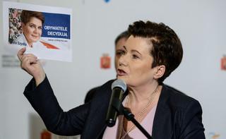'Wstyd! PiS pcha nas w stronę Białorusi'. Gronkiewicz-Waltz ostro o projekcie warszawskiej metropolii