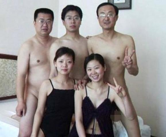 Supruga orgija zabava