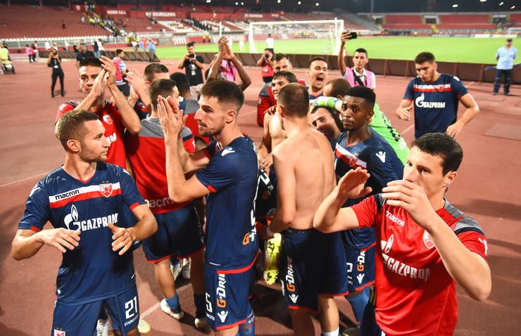 FK Crvena zvezda, FK Vojvodina