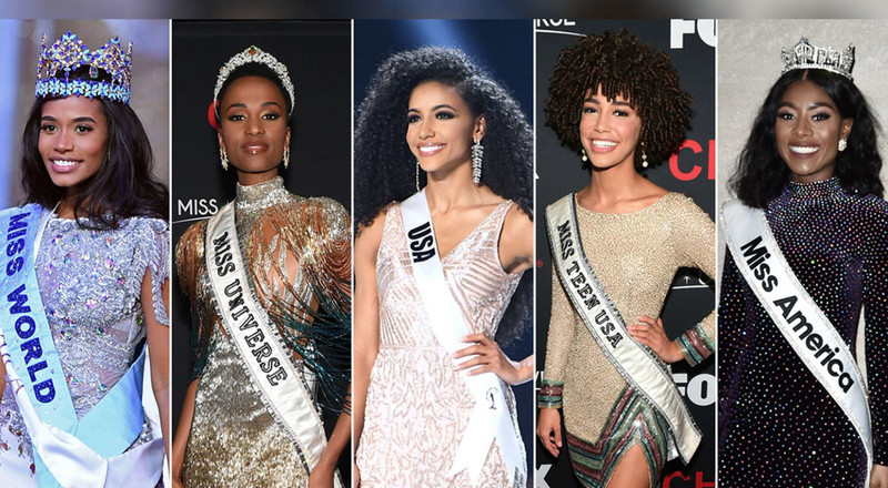 5 inspirational lessons from the 5 queens of 5 top beauty pageants