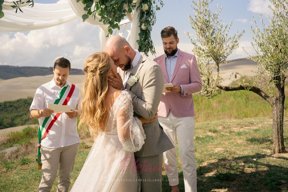 Agnieszka Kaczorowska wzięła ślub