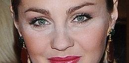 Makijażowa wpadka Sochy. Co ona ma pod oczami?