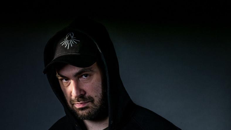 Jakub Żulczyk, fot. Maksymilian Rigamonti