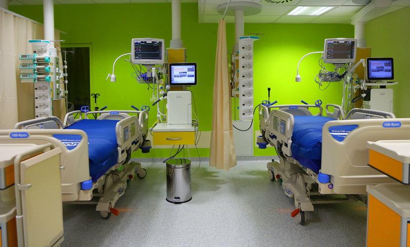 Szpital Jonschera w Łodzi ma nowy blok operacyjny. Konrad Łukaszewski, dyrektor: mamy sprzęt jak najlepsza klinika