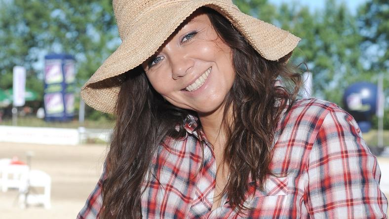Kinga Rusin / fot. Andras Szilagyi / mwmedia