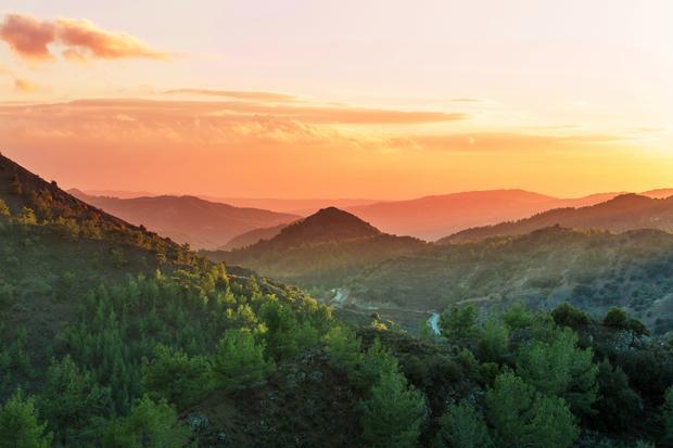 Góry Troodos