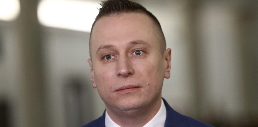 Krzysztof Brejza wygrał z Cezarym Gmyzem
