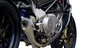 Nowy wydech dla MV Agusta Brutale